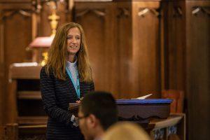 The Rev. Dr. Catherine Sider-Hamilton