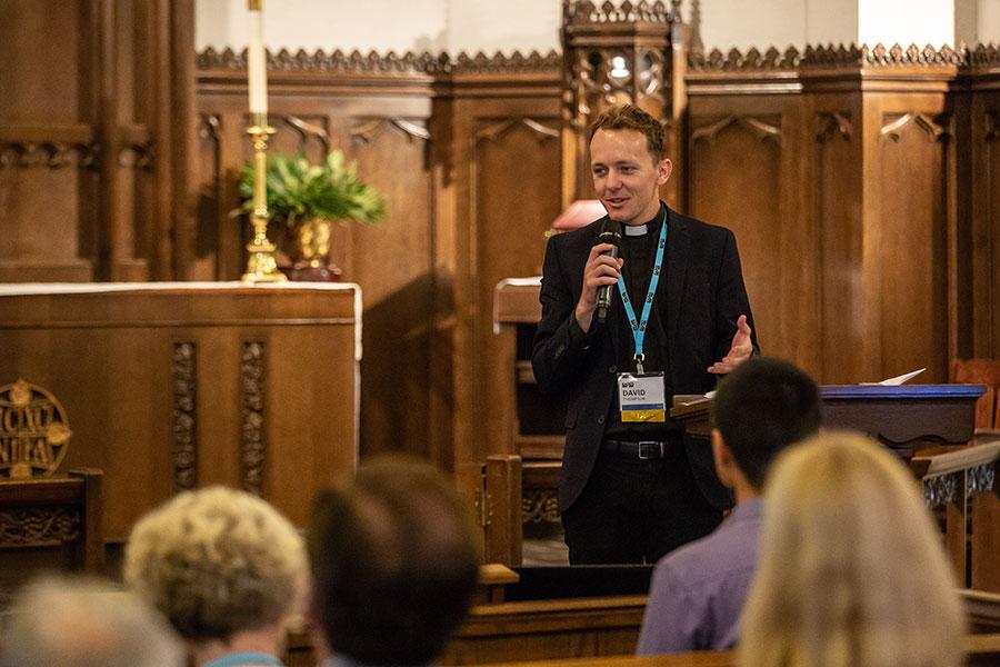 Fr. David Thompson