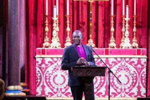 Archbishop Josiah Idowu-Fearon - Secretary General of the Anglican Communion