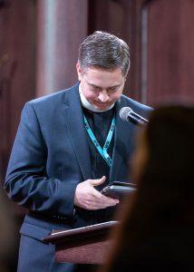 The Rev. Dr. Jeremy Bergstrom