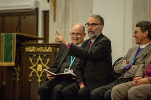 Panel Discussion - Bishop George Sumner, Diocese of Dallas
