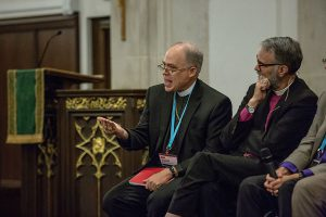 Panel Discussion - The Rt. Rev. John C. Bauerschmidt, Diocese of Tennessee