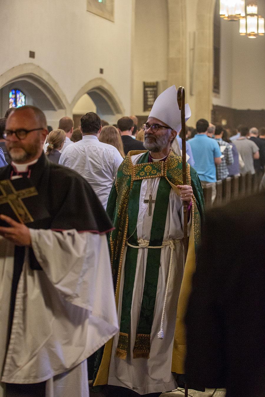 Bishop George Sumner - Diocese of Dallas, Texas